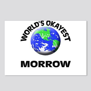 World's Okayest Morrow Postcards (Package of 8)