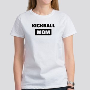 KICKBALL mom Women's T-Shirt