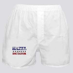 HAZEL for dictator Boxer Shorts