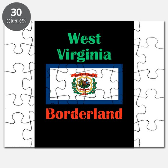 Borderland West Virginia Puzzle