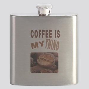 COFFEE IS MY THING Flask