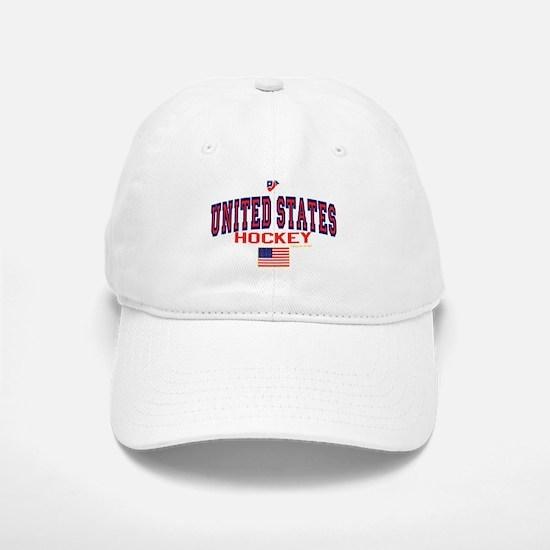 US(USA) United States Hockey Baseball Baseball Cap