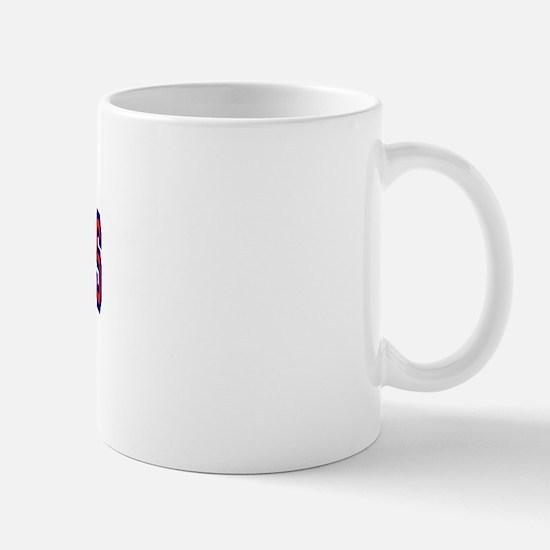 US(USA) United States Hockey Mug