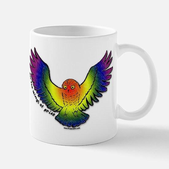 On the Wings of Pride Mug
