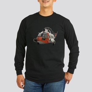 seaguard Long Sleeve Dark T-Shirt