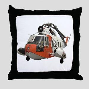 seaguard Throw Pillow