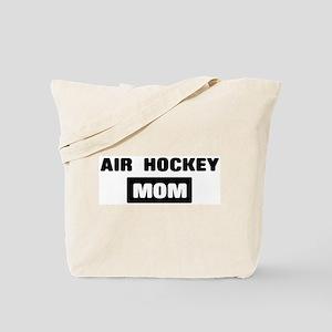 AIR HOCKEY mom Tote Bag