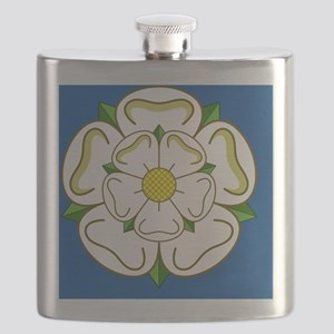 Flag of Yorkshire Flask
