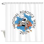NRW2017Logo Shower Curtain