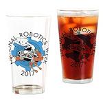 NRW2017Logo Drinking Glass