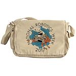 NRW2017Logo Messenger Bag