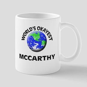 World's Okayest Mccarthy Mugs