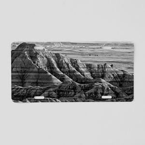 Badlands National Park Aluminum License Plate
