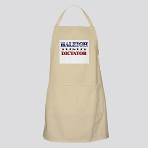 HALEIGH for dictator BBQ Apron