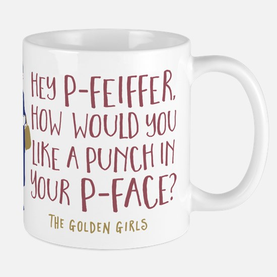 Golden Girls Pfeiffer Mugs