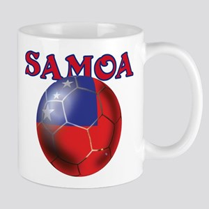 Samoa Football Mug Mugs