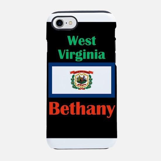Bethany West Virginia iPhone 8/7 Tough Case
