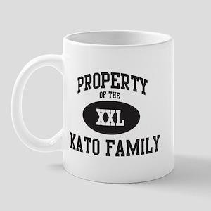 Property of Kato Family Mug