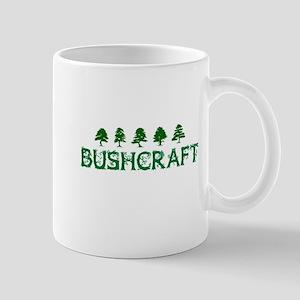 Bushcraft with Trees Mugs