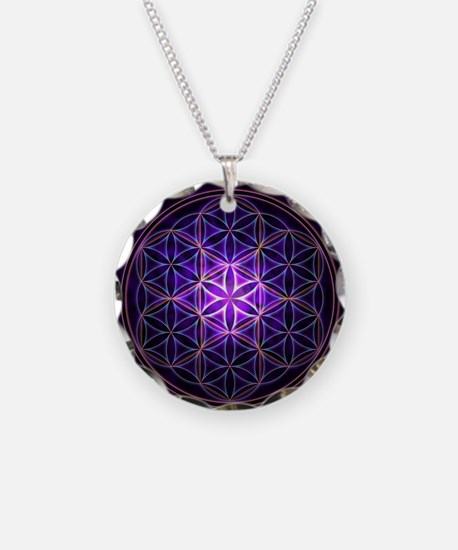 Cute Sacred geometry Necklace