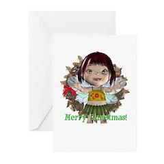 Blossom Christmas Cards (Pk of 10)