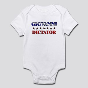 GIOVANNI for dictator Infant Bodysuit