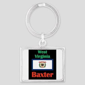 Baxter West Virginia Keychains