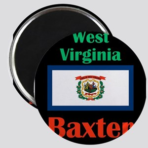 Baxter West Virginia Magnets