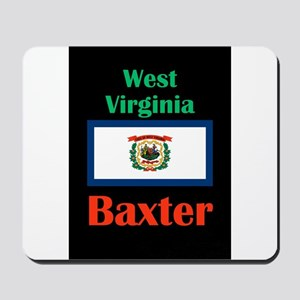 Baxter West Virginia Mousepad