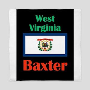 Baxter West Virginia Queen Duvet