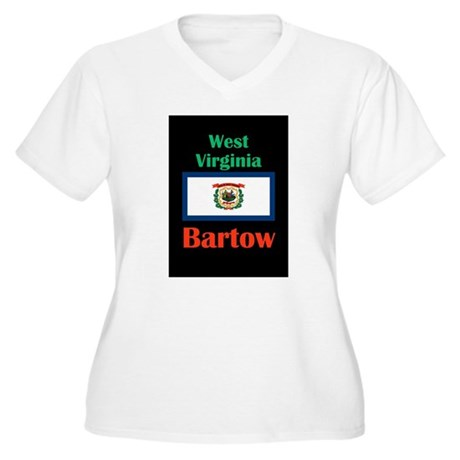 Bartow West Virginia Plus Size T-Shirt