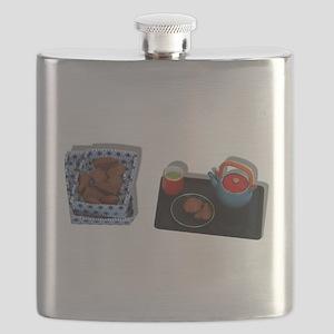 TeaTime041209shadow Flask