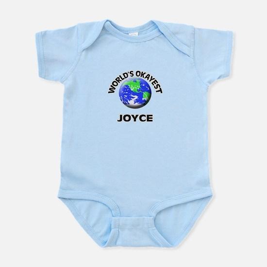 World's Okayest Joyce Body Suit