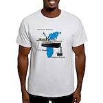 Badger Map Light T-Shirt