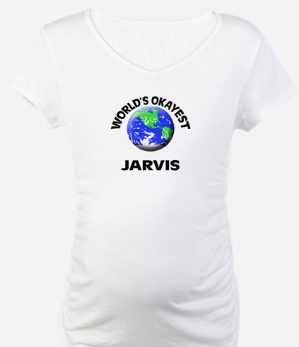 World's Okayest Jarvis Shirt