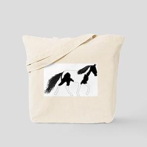 BnW SSH  Tote Bag