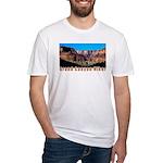 GrandCanyonHiker Fitted T-Shirt
