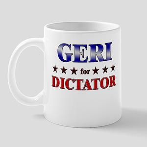 GERI for dictator Mug