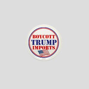 Boycott Trump Imports Mini Button