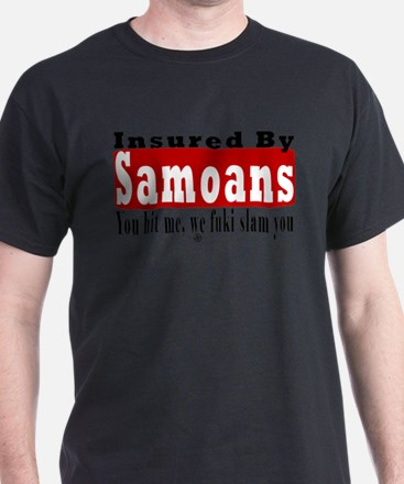 Insured by Samoans T-Shirt