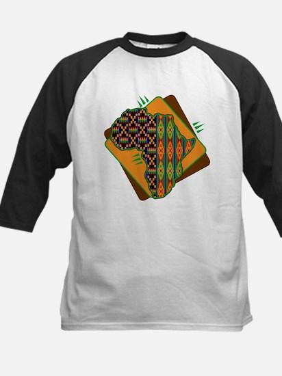 Africa Kids Baseball Jersey