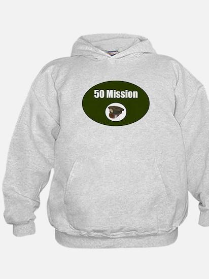 50 Mission Cap Hoodie
