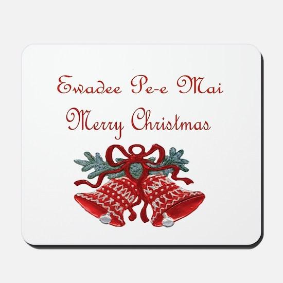 Thai Christmas Mousepad