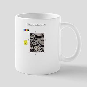 InDesign Solutionist Mugs