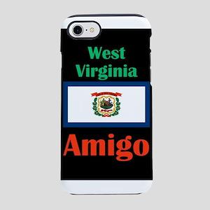 Amigo West Virginia iPhone 8/7 Tough Case
