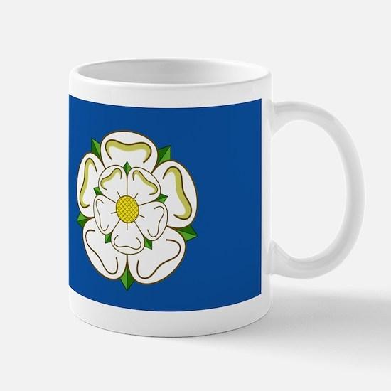 Flag of Yorkshire Mugs