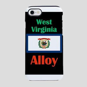 Alloy West Virginia iPhone 8/7 Tough Case