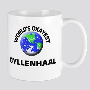 World's Okayest Gyllenhaal Mugs