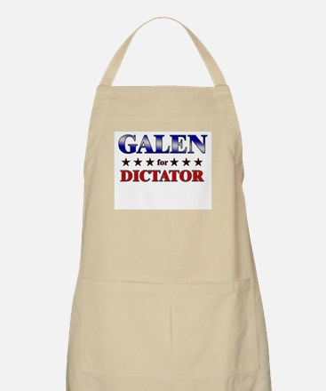 GALEN for dictator BBQ Apron