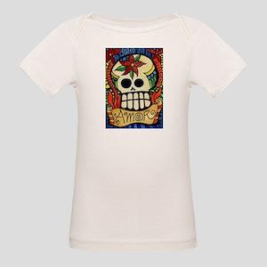 Amor Day of the Dead Skull T-Shirt